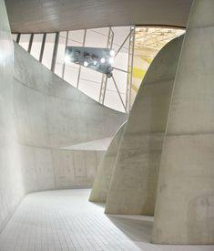 Internal details, Aquatic Centre, London 2012