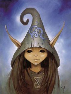 Le Lutin bleu Woodland Fairy Makeup, Woodland Fairy Costume, Dark Fantasy Art, Fairy Drawings, Fairy Pictures, Spirited Art, Fantasy Illustration, Fairy Art, Fairy Dolls