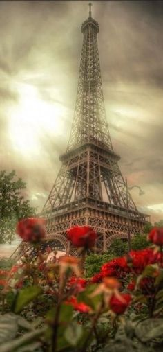 paris, tower, eiffel,