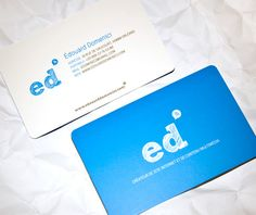 40 Various Examples of Round Edge Business Cards | Naldz Graphics