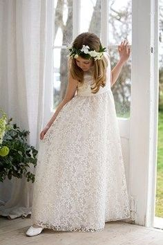 Flower Girl Dresses & Page Boy Outfits (BridesMagazine.co.uk)