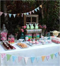 I Heart Shabby Chic: Shabby Chic Garden Party