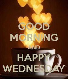 Happy Wednesday all! We're slowly getting close to the weekend..... Did everyone have good bank holiday?