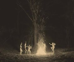 The Disciple of Satan: Carpathian forest – Thinloth