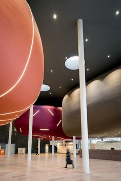 multifunctional culture and education center in netherlands by jeanne dekkers architectuur