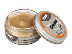 TRG the One Metallic Shoe Cream 50ml #407 Brilliant Gold by TRG the One Shoe Polish - Metallics. Save 44 Off!. $4.99. Amazing metallic colors!. Quick drying!. Direct from Europe, a wonderful soft shoe cream that nourishes leather!. Apply with an applicator or soft cloth, let it dry then buff!. Now available in the US!. A high quality shoe cream direct from TRG the One in Europe. Now available in the US, treat your favorite leather product to this amazing cream! Quick drying, just apply with…