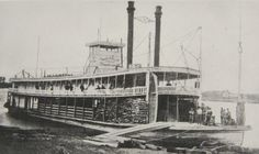 City of Winnipeg Steamboat, ca. 1881 This steamboat, originally dubbed the Minnesota, was bought by the Winnipeg and Western Transportation Co. in Less than one year later, the ship was wrecked on Lake Winnipeg. Brooklyn Library, Lake Winnipeg, Rural Area, Cool Countries, Great Lakes, Vintage Pictures, Historical Photos, Old Photos, Minnesota