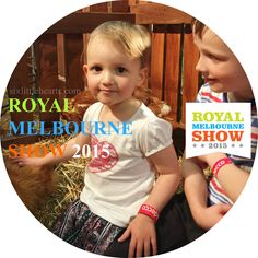 Six Little Hearts: The Royal Melbourne Show 2015 - A Review...