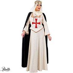 Disfraces medievales para mujer
