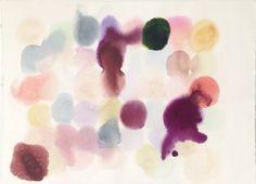 Untitled, Lourdes Sanchez, watercolor, 2012