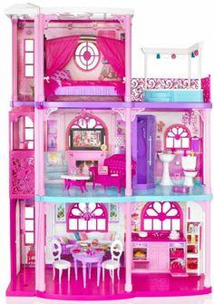Barbie 3-Story Dream Townhouse – $81.49 (reg. $185), great price