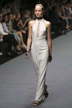 Carla Zampatti 2014/2015 spring/summer collection Mercedes-Benz Fashion Week Australia