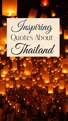 Looking for the most inspiring travel quotes about Thailand, its people and culture? These fun Thailand quotes are perfect for using for your blog or Instagram captions to inspire. Hiking Quotes, Thailand Travel, Captions, Adventure Travel, Best Quotes, Inspirational Quotes, Inspire, Culture