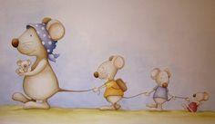 Láminas infantiles para pintar camisetas III | Plantillas para ...
