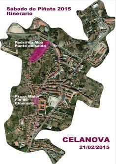 Entroido Celanova 2015 - Ourense