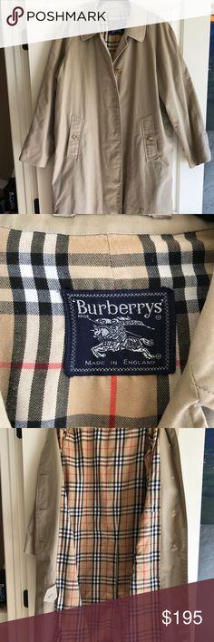 Burberry Trench Coat Burberry Trench Coat Burberry Jackets & Coats Trench Coats