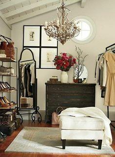 Begehbarer Kleiderschrank planen - 50 Ankleidezimmer schick einrichten