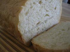 Explora  Cuisine: Paine alba simpla - reteta pas cu pas (Simple Whit...