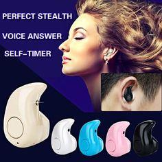Noise Cancelling Wireless Stereo Bluetooth 4.0 Mini Kopfhörer Car Handsfree Headset Mit Mikrofon Von