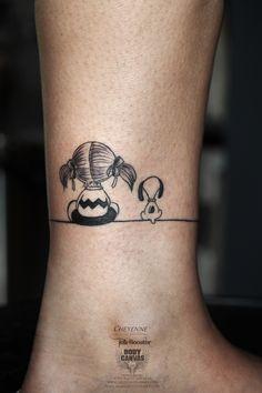 girl and dog tattoo * girl and dog - girl and dog photography - girl and dog drawing - girl and dog tattoo - girl and dog illustration - girl and dog quotes - girl and dog art - girl and dog aesthetic Small Wrist Tattoos, Girly Tattoos, Mini Tattoos, Dog Tattoos, Animal Tattoos, Cute Tattoos, Body Art Tattoos, Beagle Tattoo, Puppy Tattoo