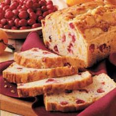 Apricot Cranberry Bread Recipe | Holiday Cottage