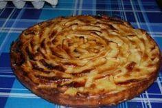Desde el convento..Tarta de Manzana
