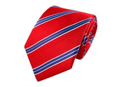 That Red Tie | Square 'n Tie