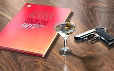 James Bond | Roger Stewart The Secret World, James Bond Movies, Pasta, Posters, Poster, Billboard, Pasta Recipes, Pasta Dishes