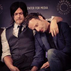 Norman e Andrew - Paley Fest 2015