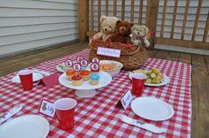 Homemaking Fun: Theme Parties