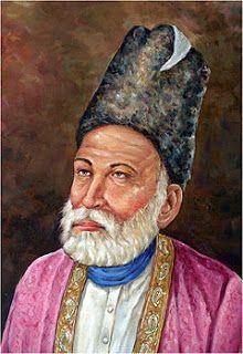 Mirza Ghalib Saab
