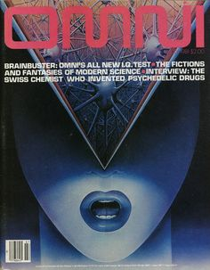 Omni Magazine - Ute Osterwald My older brother subscribed to the first five years of Omni when I was seven-twelve. I probably relished them more than he did.