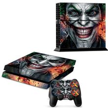 PS4 Skin Stickers For Sony PS4 Console Vinyl Decal Cover For PlayStation 4 And 2 Controller Skins JOKER 715 Tag a friend who would love this! FREE Shipping Worldwide #ElectronicsStore Get it here ---> http://www.alielectronicsstore.com/products/ps4-skin-stickers-for-sony-ps4-console-vinyl-decal-cover-for-playstation-4-and-2-controller-skins-joker-715/