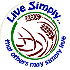 Pin: Live simply.. that others may simply live
