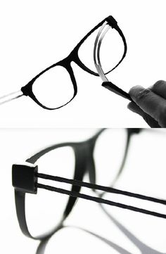 Eyeglass Frames Shape Memory Alloy : Metal accents, Acoustic and Metals on Pinterest