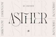 Modern Typography, Modern Fonts, Typography Fonts, Typography Design, Logo Design, Graphic Design, Modern Typeface, Serif Typeface, Typography Inspiration