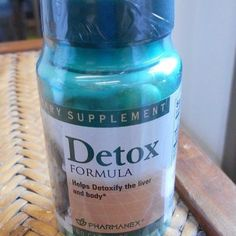Nu skin pharmanex detox formula 60 capsules