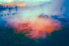 El Tatio geyser fields in Chile- Owen Perry