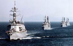 海上自衛隊観艦式