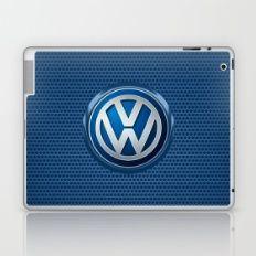 Volkswagon logo Laptop & iPad Skin