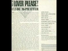 Such A Night (Stereo) Clyde McPhatter - (Lp Stereo 1962)