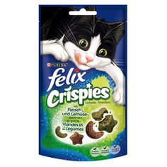 Felix chrispies fleisch gemüse 8x 60g 5,- (2)