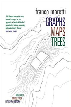 Graphs, Maps, Trees, Abstract Models for Literary History by Franco Moretti - O 025 MOR London Metropolitan University, Great Thinkers, Book Annotation, Literary Criticism, Jewish History, Way Of Life, Books To Read, Reading Books, The Twenties