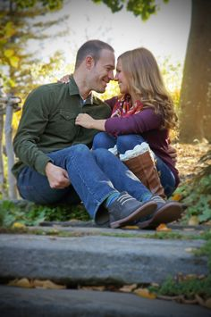 Our Engagement Shoot!
