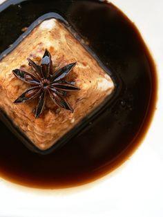 Panna Cotta de Amêndoim com Calda de Café