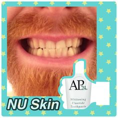 So being a guinea pig for a friends new venture into cosmetics. Didn't fancy the lip gloss so decided toothpaste would be more of my thing. This is my starting pic and will be posting updates. If interested DM me  #nuskin #ap24 #teethwhitening #whiteteeth #teeth #white #guineapig #toothpaste #yellowteeth #ginger #gingerproblems #beard #redheads #noshavelife #cosmetics #beauty #health #healthy #healthyyou #greatsmile #brush #cannotwaittoseeresults #whiteningtoothpaste