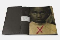 The sheets in the book are divided, with the outside part telling the story of Gualbert and his family through documents and images, while inside comprises images made by Ben Krewinkel of an undocumented person. Possible Life - Conversation with Gualbert AUTHOR Ben Krewinkel / CBK zuid oost.