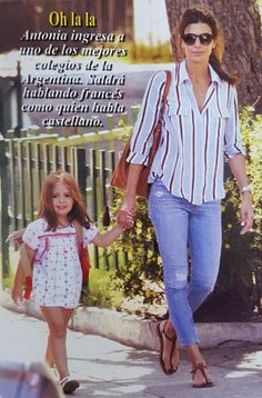 juliana awada - Buscar con Google Autumn Clothes, Mommy Style, Royal Fashion, Summer Outfits, Sport Outfits, Fashion Outfits, Womens Fashion, Girl Crushes, Casual Chic