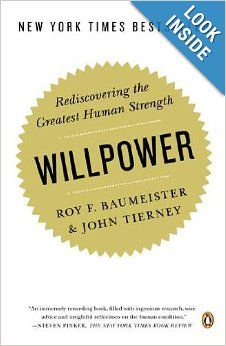 An outstanding book about happiness for December 2013:  –Baumeister and Tierney, Willpower: Rediscovering the Greatest Human Strength.