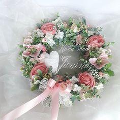 Flower Designs, Floral Wreath, Easter, Wreaths, Spring, Flowers, Instagram, Home Decor, Door Wreaths
